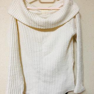 INGNI リボン付きセーター Mサイズ