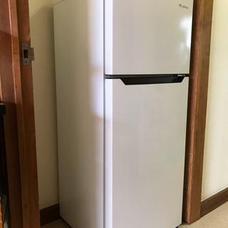 【2016年製】ハイセンス 2ドア冷蔵庫