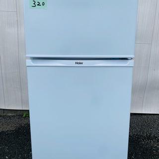 320番 Haier✨冷凍冷蔵庫❄️JR-N91J‼️