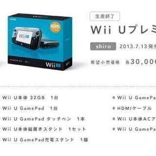 Wii U PREMIUM SET