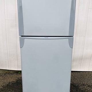 323番 TOSHIBA✨東芝冷凍冷蔵庫❄️YR-12T(SH)‼️