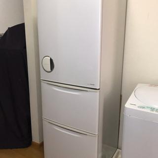 TOSHIBA 冷蔵庫(3ドア347L) 無料でお譲りします❗️