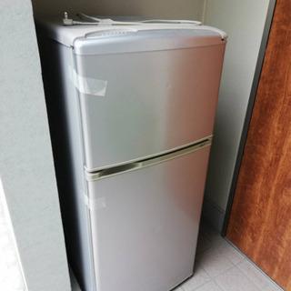Sanyo 2ドア冷凍冷蔵庫 112l 引き取り