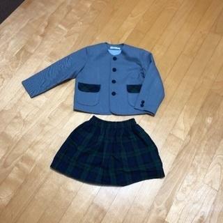 京田辺市立幼稚園 制服 サイズ110