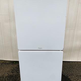 332番 MORITA✨ノンフロン冷凍冷蔵庫❄️ MRU-F11...