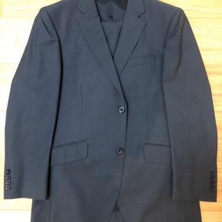 LES MUES スーツ ダークグレー AB5 ウール100%
