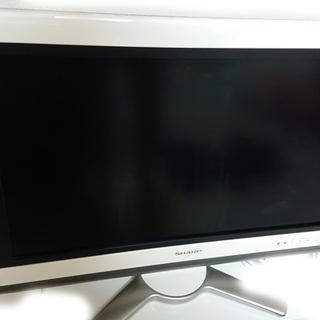 2009年製 SHARP 26型液晶テレビ LC-26D50 専...