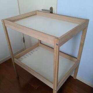 IKEA おむつ替え台 SNIGLAR