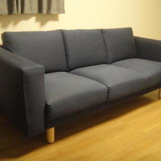 IKEA 3人掛けソファ NORSBORG(ノルスボリ) 分解引き渡し