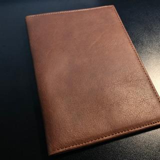 アメプラ会員限定 イタリアンレザー製パスポートケース 未使用