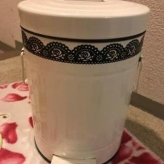蓋付きゴミ箱