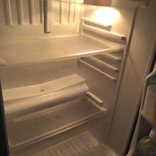 冷蔵庫2ドア 2008年 サンヨウ