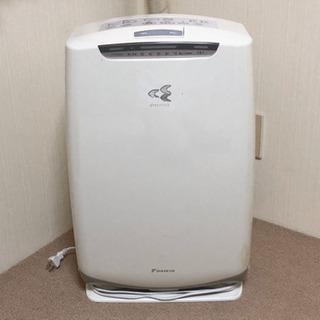 【値下げ】ダイキン 加湿空気清浄機 MCK55P-W