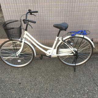 自転車 ママチャリ 引渡日限定