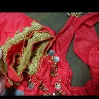 USED ベリーダンス 衣装 レディース
