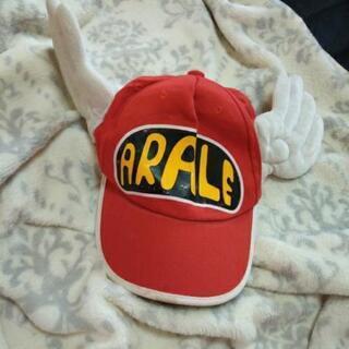 アラレちゃん帽子