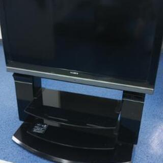 SONY40型液晶テレビ!テレビ台付き!
