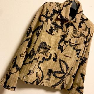 長袖 コート レオパード ショート 上着 11号 l ジャケット...
