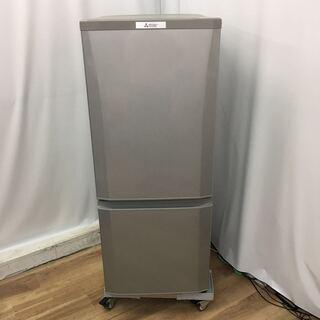 【送料無料🐢】三菱 2ドア冷凍冷蔵庫 MR-P15C-S 146...
