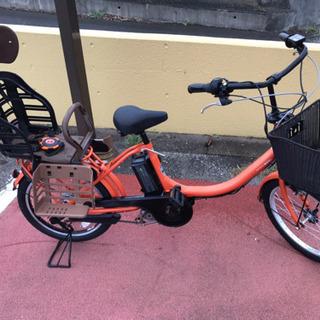 183電動自転車ヤマハパスバビー20インチ超長生きバッテリ…