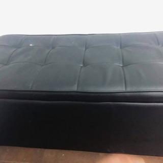 椅子 収納可能 ブラック