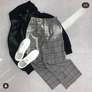 チェック柄パンツ・スカート譲ってください♡
