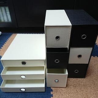 【お譲り先決定】レターボックス 小物収納ボックス