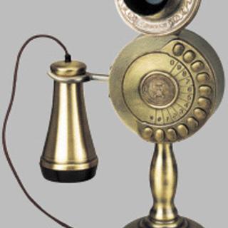 在庫放出処分品★インテリアにクラシック電話機1905≪CJSA