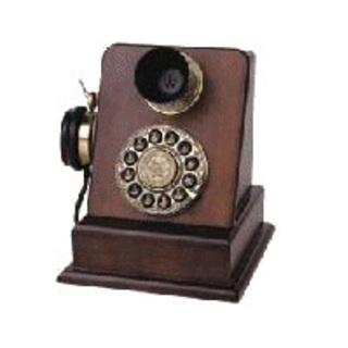 在庫放出処分品★インテリアにクラシック電話機1882