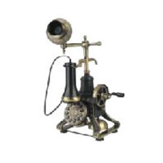 在庫放出品★インテリアにクラシック電話機1884