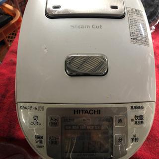 日立  圧力&スチームIH炊飯器  RZ-NX100J