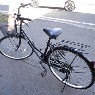 CLASSICAL family 自転車 27インチ ブラック ...