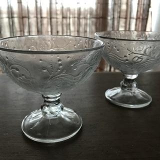 デザートグラス、アイスクリームグラス6客セット