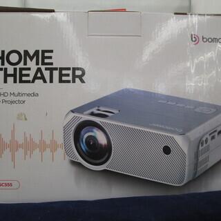 bomaker プロジェクター ホームシアター 美品
