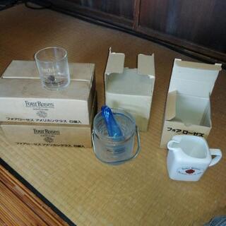 フォアローゼス グラス 水差し