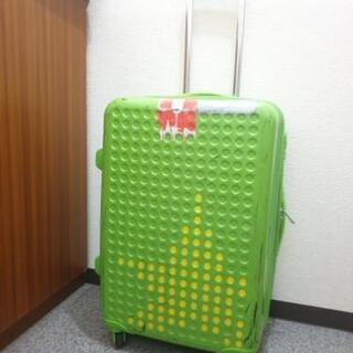 【明日まで】スーツケース TSAロック付き
