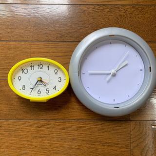 置時計、掛時計  ※今月末まで掲載