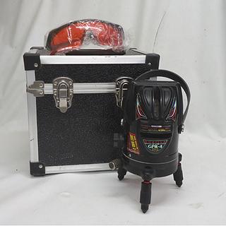 ヤマシン 高輝度レーザー墨出し器 GPR-4 YAMASHIN ...