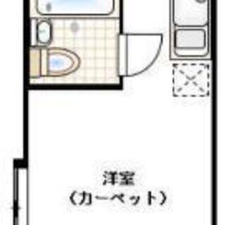 高輪台(目黒、五反田も使えます!)、角部屋最上階人気のワンルーム