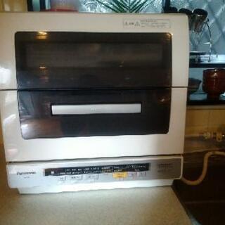 パナソニック 食器洗浄機 NP-TR6 中古