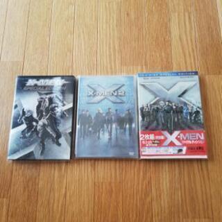 X-MEN DVDセット
