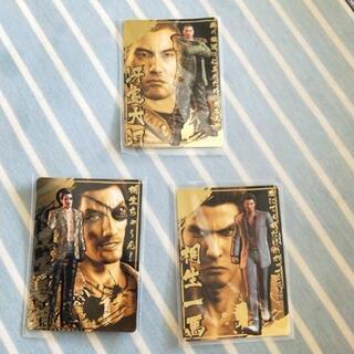 龍が如く カード