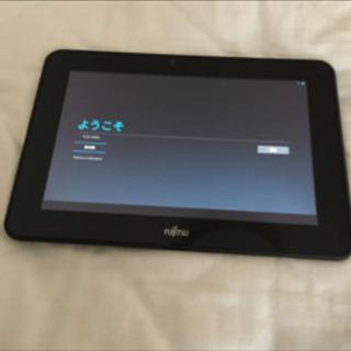 FUJITSU Tablet ARROWS tab 富士通のタブレット