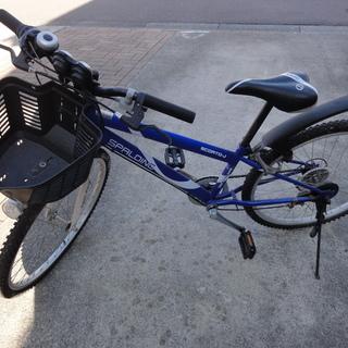 SPALDING 24インチ 子供用自転車