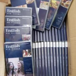 [約10%値下げ]スピードラーニングEnglish全48巻セットの販売