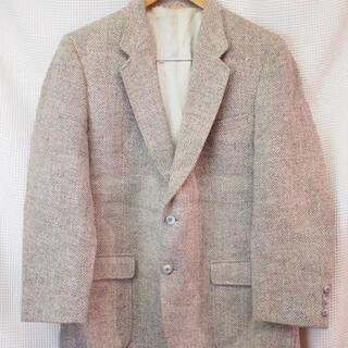 限定SALE 30%OFF! M相当★HARRIS TWEED ...