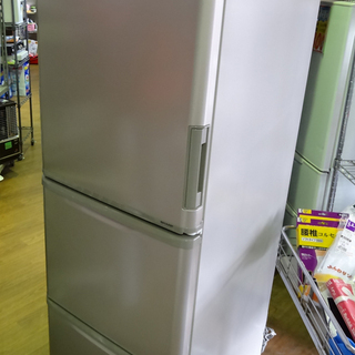 ☆SHARP/シャープ☆冷蔵庫 どっちもドア 350L ■SJ-...