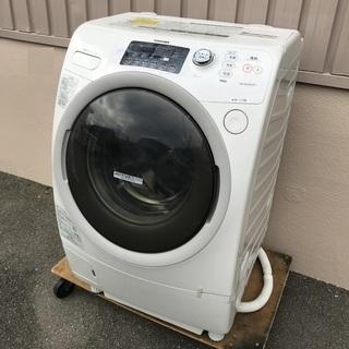 ◆ 東芝洗濯乾燥機 TW-G510L 洗濯 9.0kg 乾燥 6...