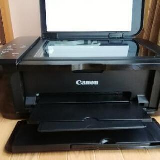 Canonインクジェットプリンター複合機 PIXUS MG3630BK