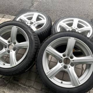 BMW純正スタースポーク290 17インチ 新品スタッドレス 3...